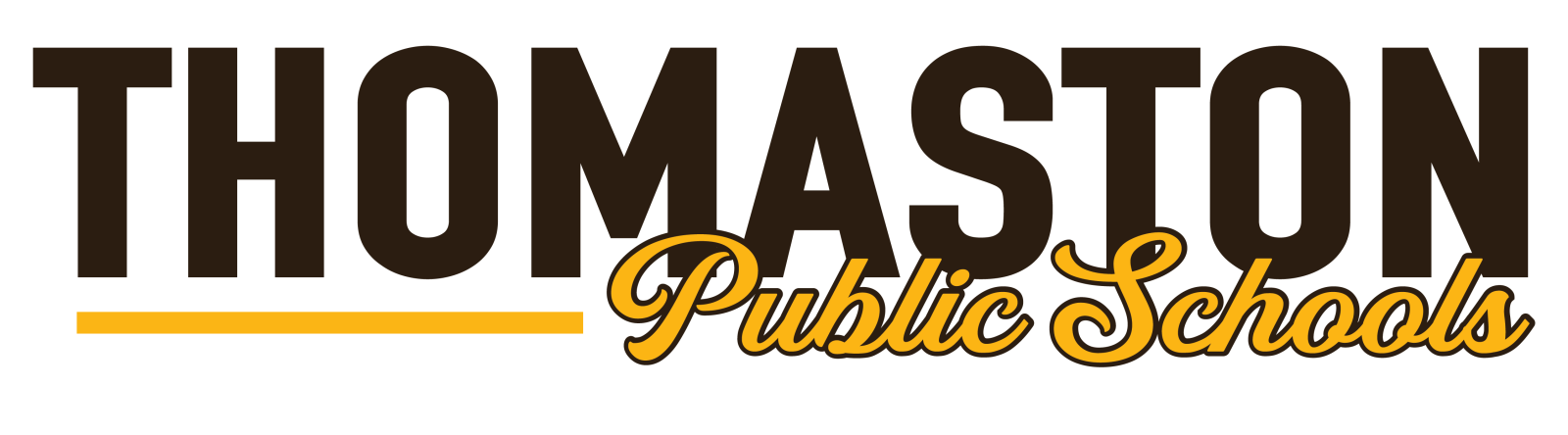Thomaston Public Schools Logo